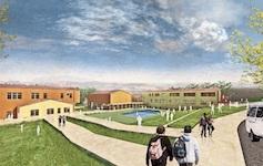 Una scuola per ricostruire la comunità