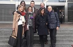 Al Parlamento Europeo di Bruxelles con Uniadrion