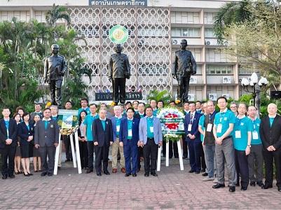 Missione nel Sud-Est Asia: Tailandia, Myanmar, Filippine e Indonesia