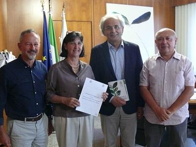 Firmato memorandum con l'Università del Cile