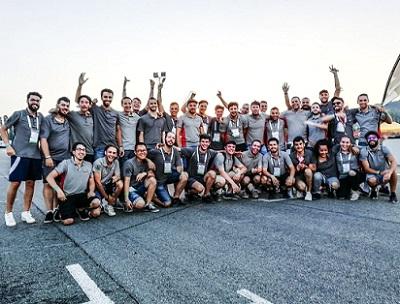 Il Polimarche Racing Team 1° alla Formula SAE classe 3
