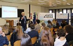 Benvenuti Erasmus: il mondo studia all'Univpm