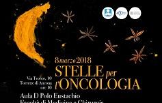 8 Marzo: Stelle per l'Oncologia