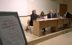 Vaccini e Assistenza Sanitaria, la conferenza stampa