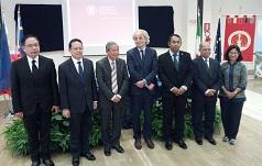 Incontro con gli Ambasciatori Sud Est Asia