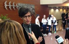 foto prof.ssa  Chiara Daraio