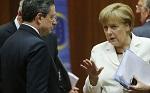 Austerità: scontro Merkel-Draghi