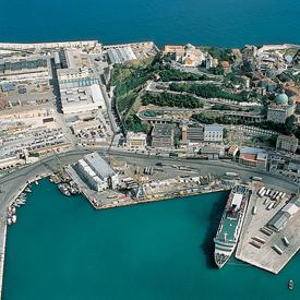 Ancona - Der Hafen
