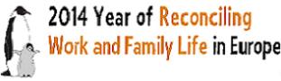 2014 Anno Conciliazione Lavoro Famiglia in Europa