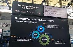 L'Univpm e HUAWEI ICT Academy al CeBIT