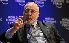 Conferimento della laurea honoris causa a Joseph E. Stiglitz
