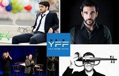 Your Future Festival 2018: il programma