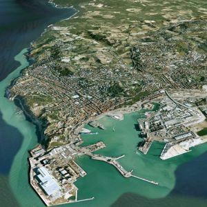 Vista di Ancona